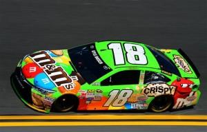 Kyle Busch 2015 Fantasy NASCAR Racing