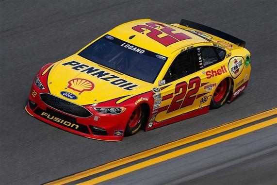 Joey Logano 2016 Fantasy NASCAR Racing – ifantasyrace.com