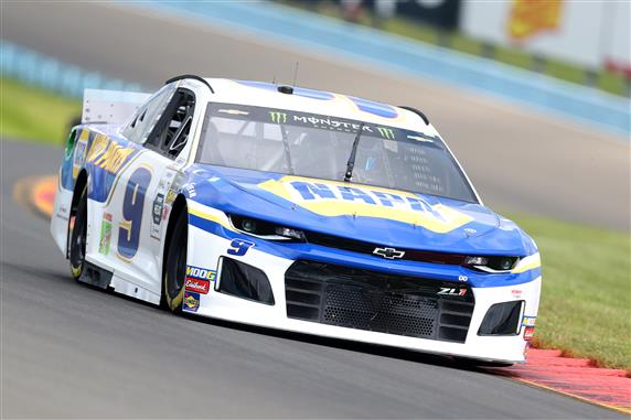 Watkins Glen 2019 Total Speed Rankings