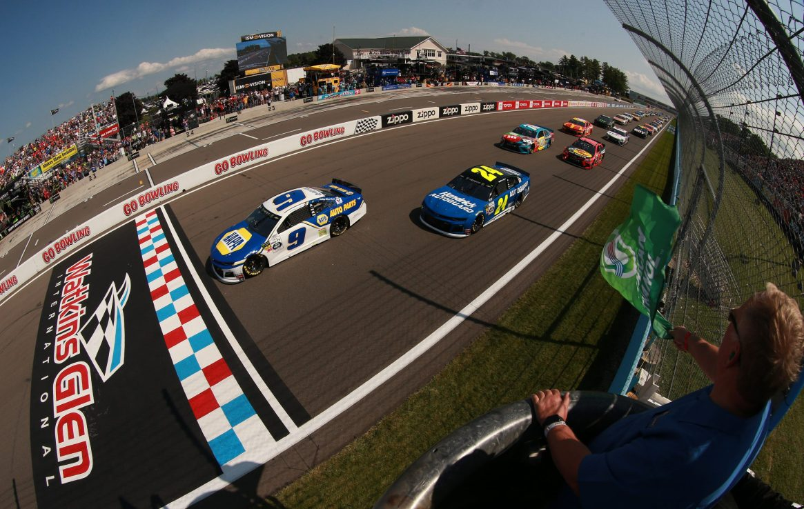 FanDuel Watkins Glen 2019 Driver Points