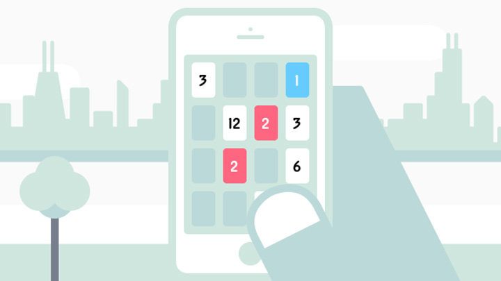 Hit game '2048' took an unhealthy amount of inspiration from 'Threes!'