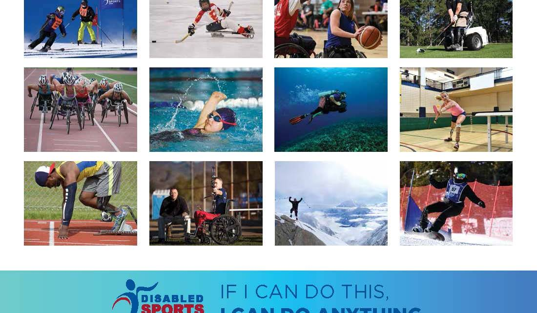 Disability Sports USA