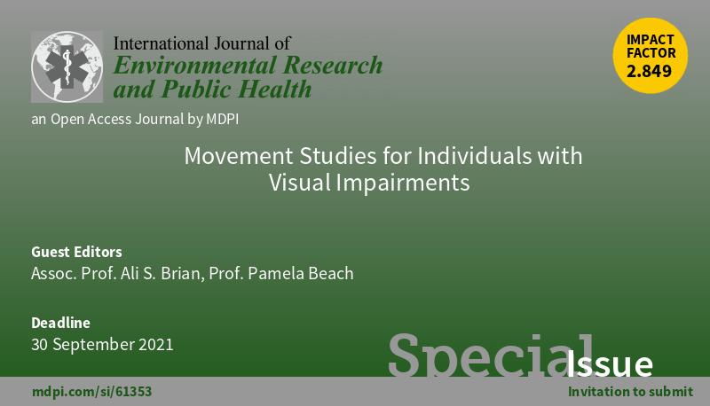 IJERPH Visual Impairment
