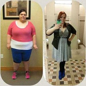 21 فتاة تغير شكلهن بشكل مذهل بعد فقدان الوزن !2