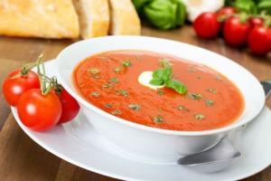 IFARSHA.حساء الطماطم والذرة