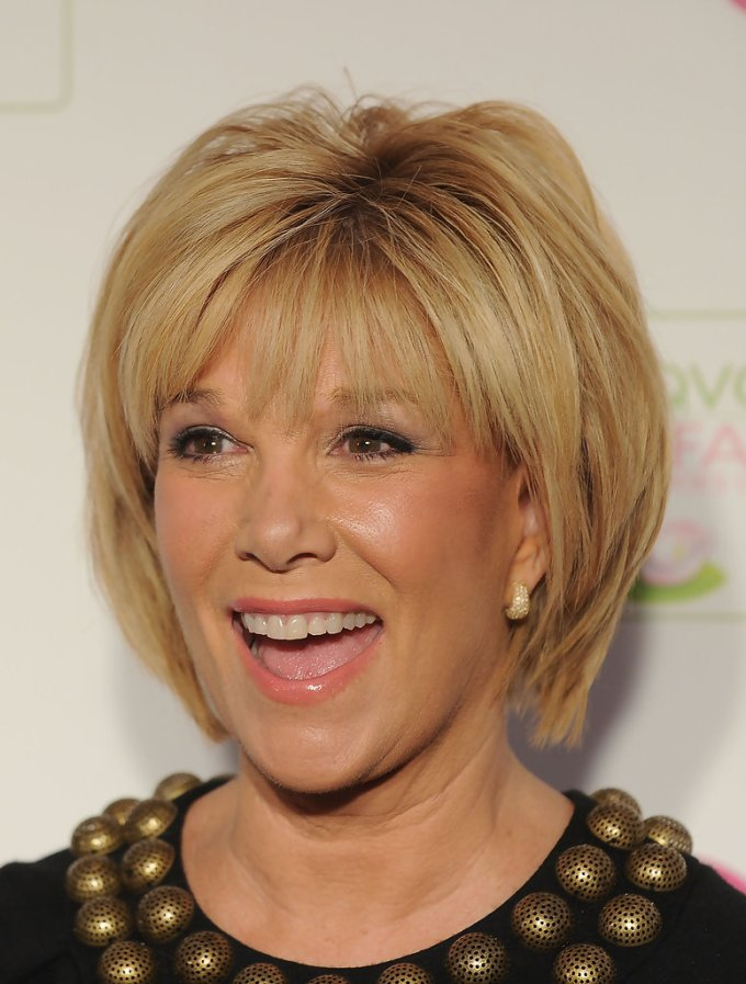 cute short bob hairstyles for women over 50 - fashion trends