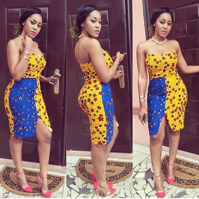African women dresses - Kente 5