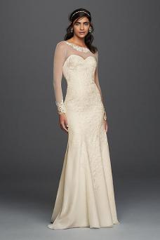 petite wedding dress 2