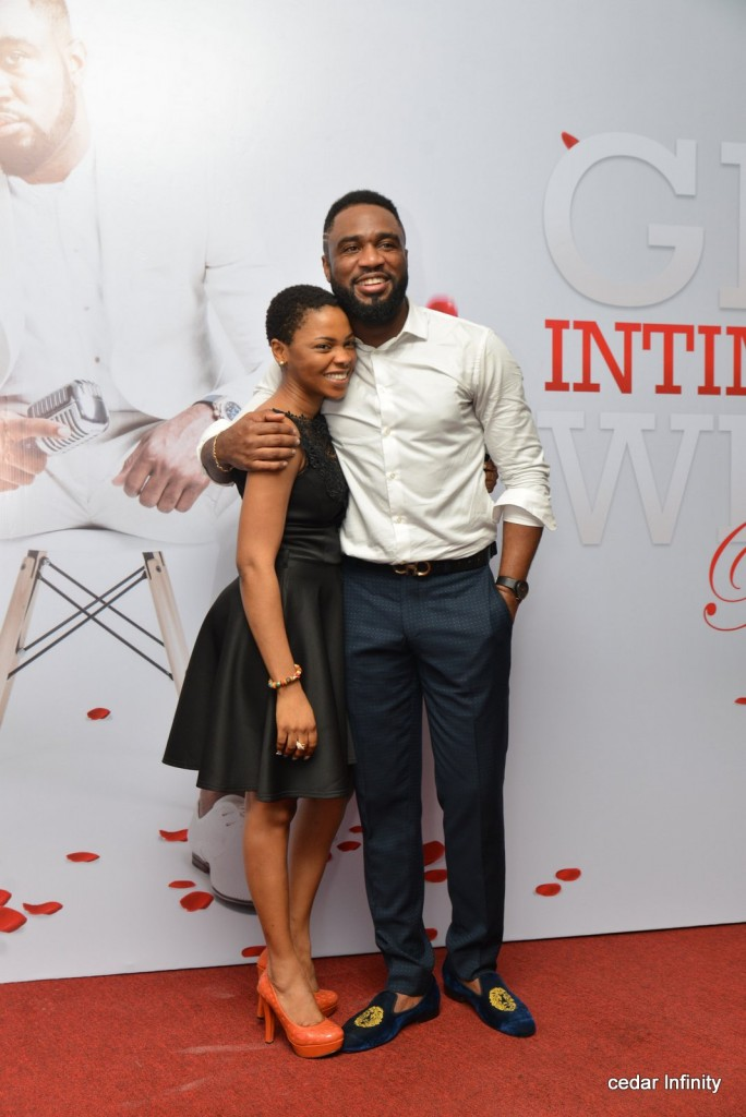 Praiz and chidimma