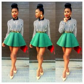 5-Amazing-Stripe-Dresses-In-A-Million-Styles1