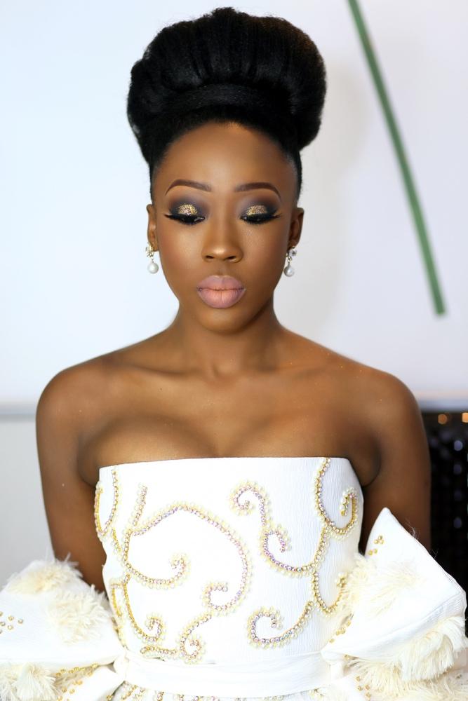 Look 5: Beverly Naya