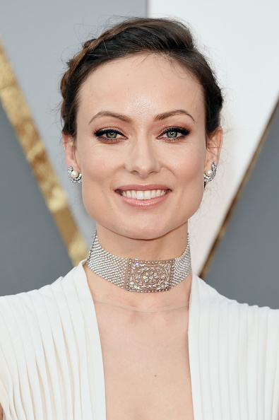 HOLLYWOOD, CA - FEBRUARY 28: Actress Olivia Wilde attends the 88th Annual Academy Awards at Hollywood & Highland Center on February 28, 2016 in Hollywood, California. (Photo by Jason Merritt/Getty Images)