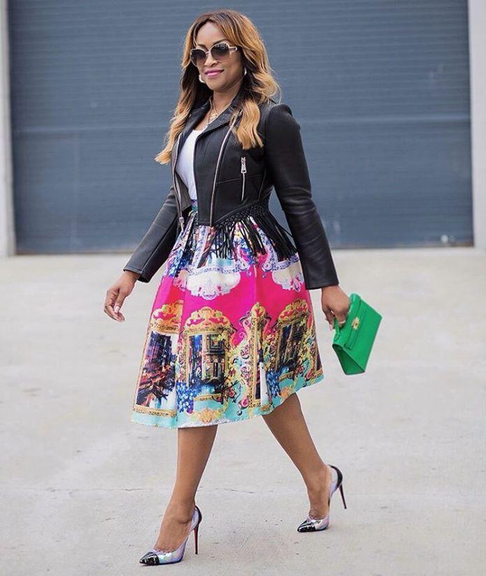 Look 2: @styleyourselfie