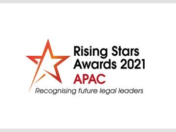 rising stars awards 2021