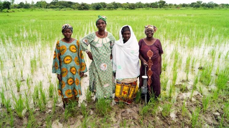 Rokia Diallo FDP MD Mali 5