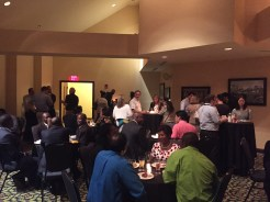 Attendees were treated to a welcome reception hosted by the Marriott Shoals Hotel and Spa in Florence, Alabama.