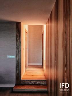 Proyecto De Interiorismo | Vivienda Unifamiliar en A Lanzada