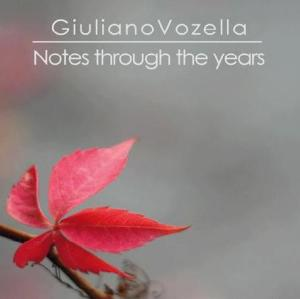 GIULIANO VOZELLA // NOTES THROUGH THE YEARS