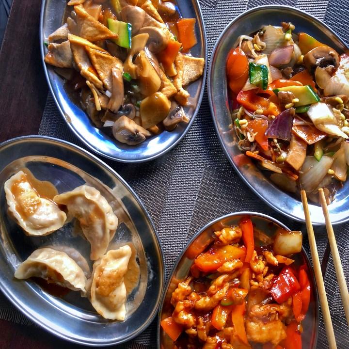 Metti un cinese dopo i ceci, c'è cinesi!
