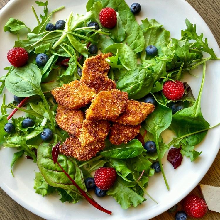 Tofu fritto e il training segreto di un Jedi