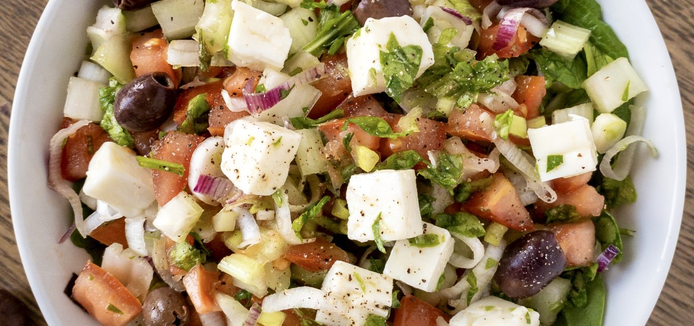 insalata invernale alla greca