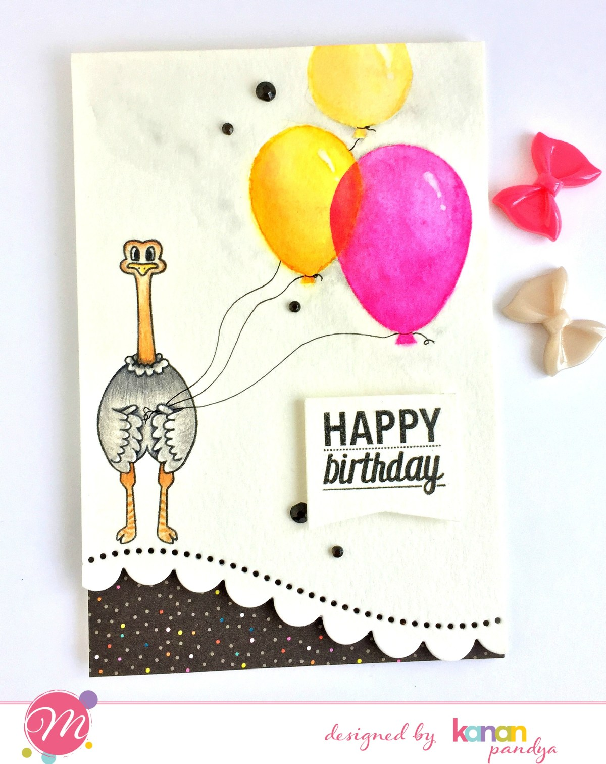 Mudra First Birthday Blog Hop!