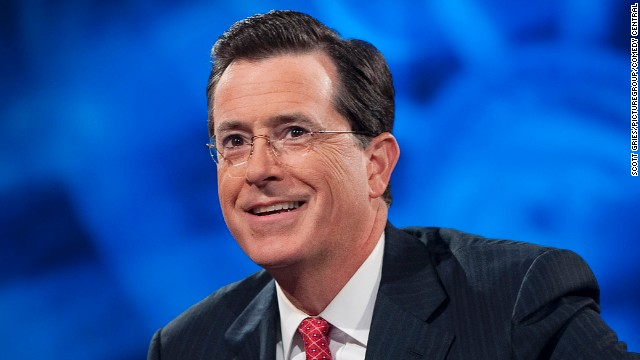 Steven Colbert - If We Are A Christian Nation