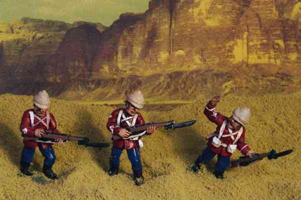 Space 1889 British Troops
