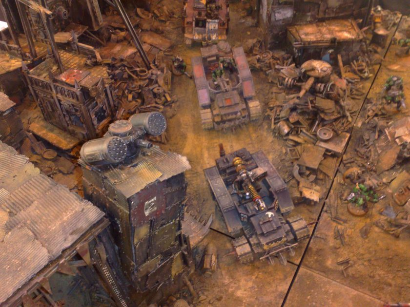Ork Shanty Town