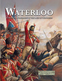 Waterloo Rules Cover