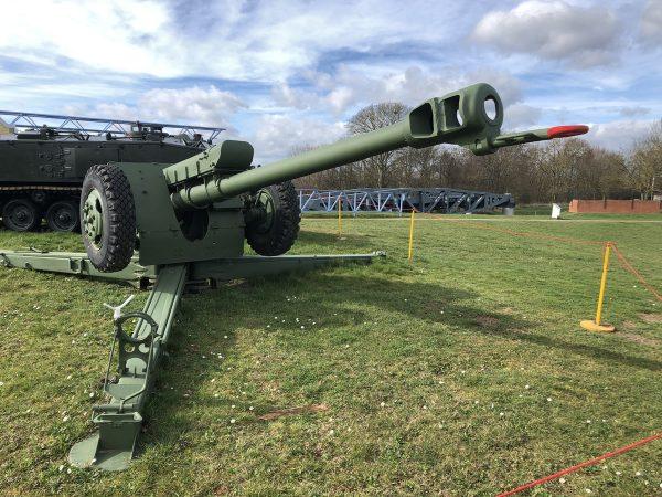 Soviet D-30 122mm Towed Howitzer