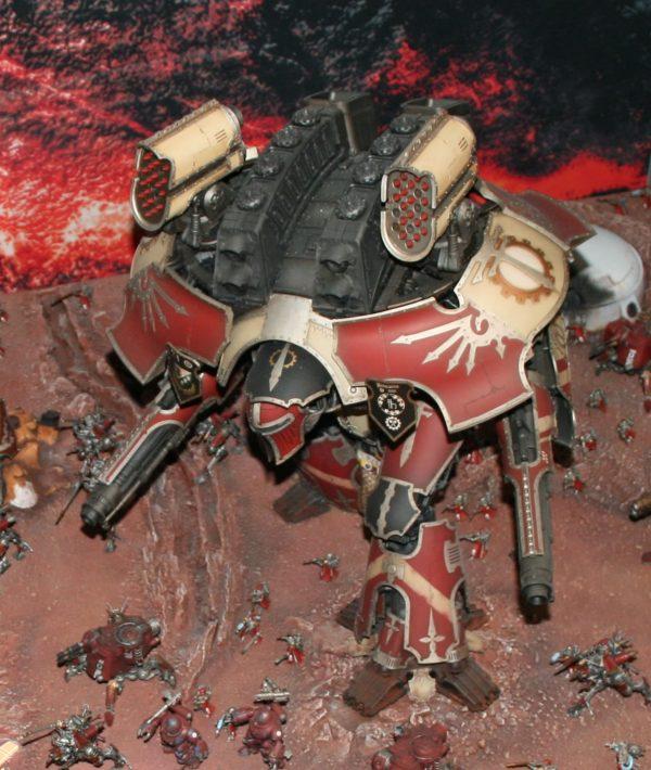 Imperial Warlord Titan