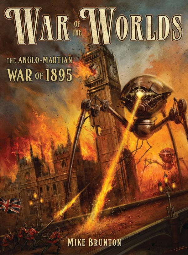 War of the Worlds (Dark Osprey)