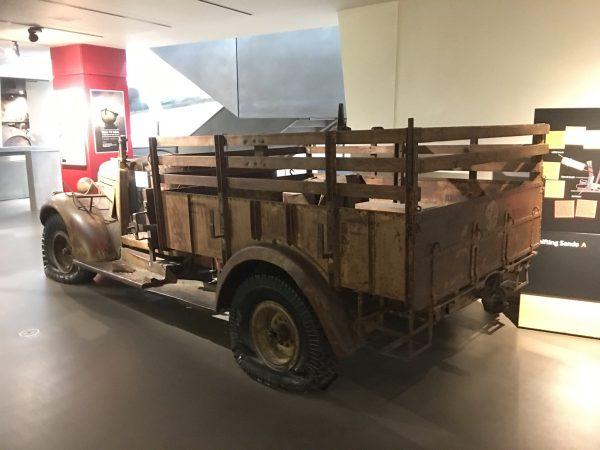 Chevrolet WB 30 cwt truck 4x2 (LRDG)