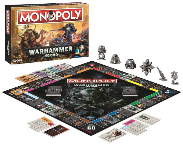 Warhammer Monopoly
