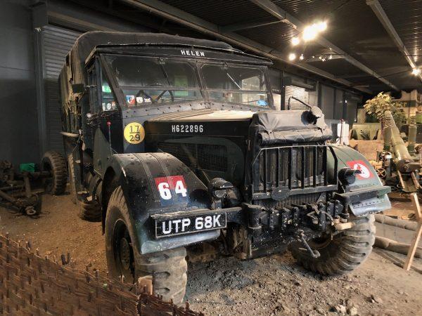 Albion CX22 Heavy Artillery Tractor
