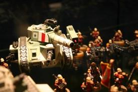Praetorian Army Imperial Guard Leman Russ Main Battle Tank