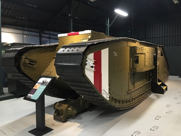 Mark V** Female Tank