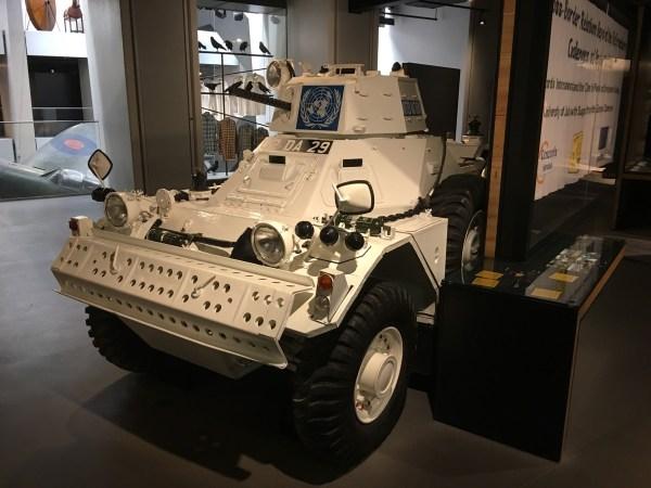 Ferret MkII Scout Car