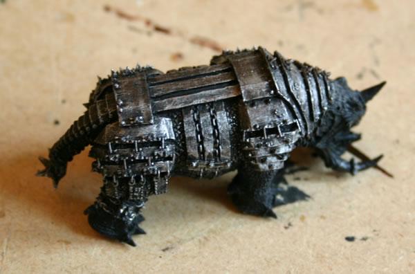 Forgeworld Epic Squiggoth