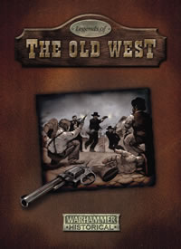The Old West Cover