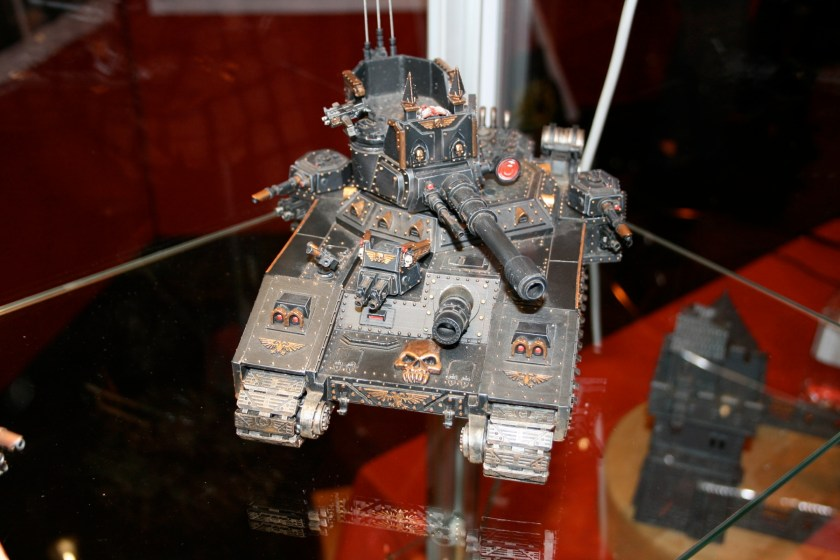 Baneblade for an Imperial Commissar