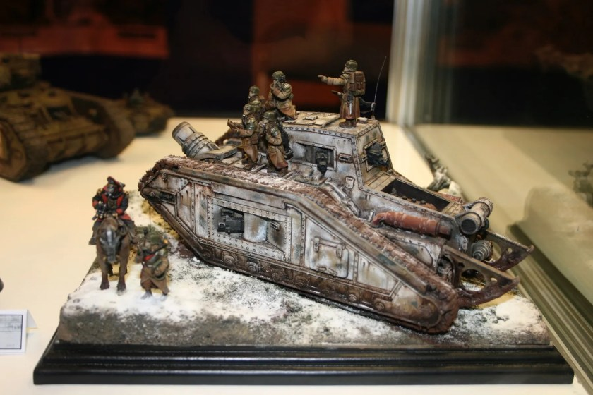 Imperial Guard Malcador Heavy Tank