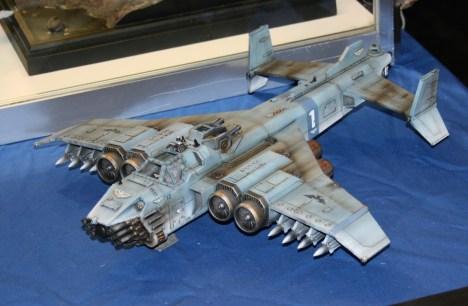 Marauder Destroyer on display at GamesDay 2008.