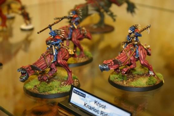 Kroot Knarloc Riders