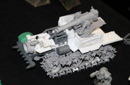 Ork Big Trakk with Killkannon