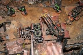 Forge World Ork Flakk Wagon taken at GamesDay 2009.
