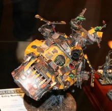 Here is a conversion that was entered into the 2009 Golden Demon awards.
