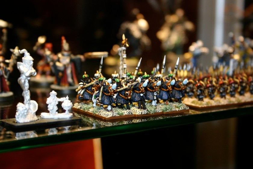 Warmaster Araby Cavalry