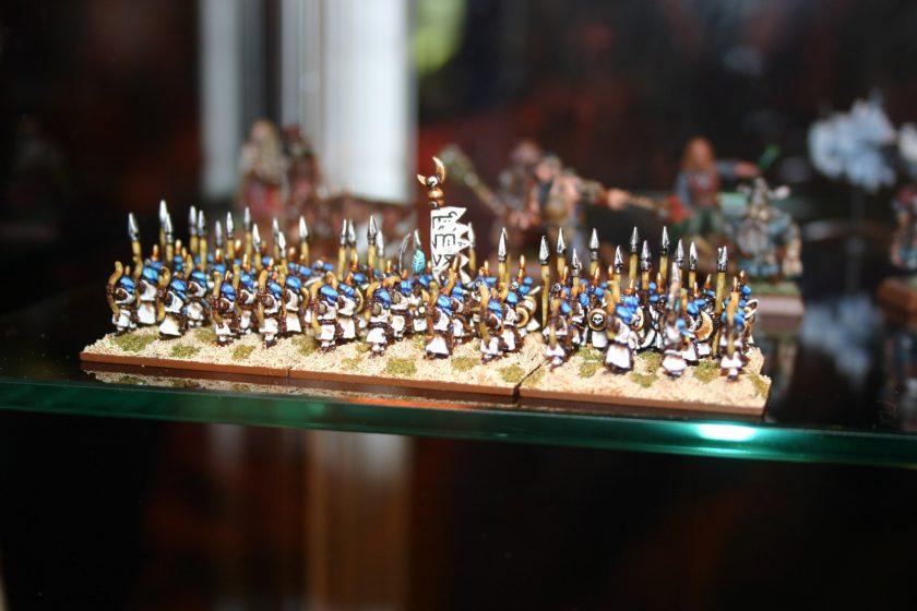 Warmaster Araby Infantry